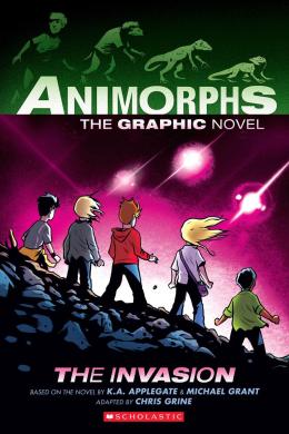 The Invasion (Animorphs Graphix #1)