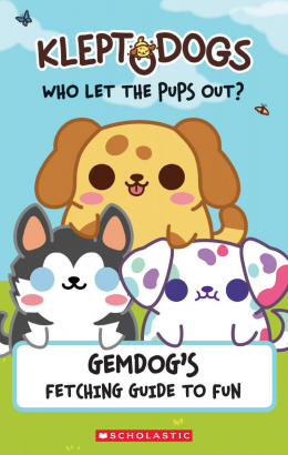 KleptoDogs: It's Their Turn Now! (Guidebook)