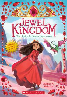 The Ruby Princess Runs Away (Jewel Kingdom #1)