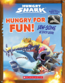 Hungry for Fun! (Hungry Shark: Activity Book with Shark Tooth Necklace)