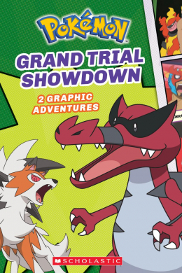 Grand Trial Showdown (Pokémon: Graphic Collection #2)
