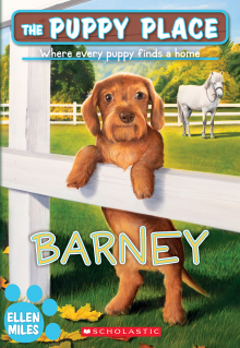 Barney (The Puppy Place #57)