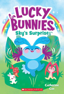 Sky's Surprise (Lucky Bunnies #1)