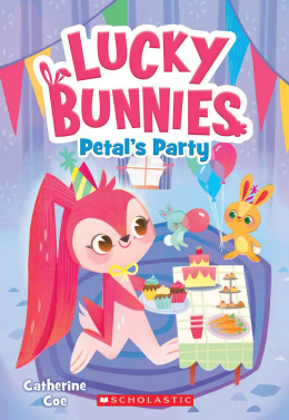 Petal's Party (Lucky Bunnies #2)