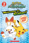 Welcome to Galar! (Pokémon Level Two Reader) (Media tie-in)