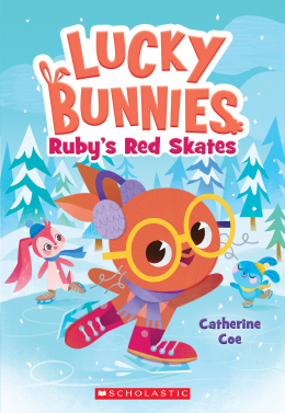Ruby's Red Skates (Lucky Bunnies #4)