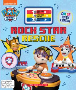 Rock Star Rescue (PAW Patrol) (Media tie-in)