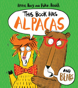 This Book Has Alpacas and Bears