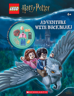 Adventure with Buckbeak! (LEGO Harry Potter: Activity Book with Minifigure)