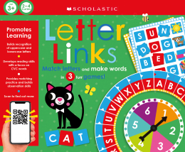 Letter Links: Scholastic Early Learners (Learning Game)
