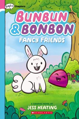 Bunbun & Bonbon #1: Fancy Friends book cover