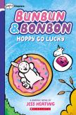 Hoppy Go Lucky: A Graphic Novel (Bunbun & Bonbon #2)
