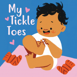 My Tickle Toes (Together Time Books)