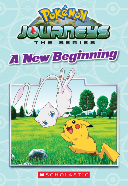 A New Beginning (Pokémon: Galar Chapter Book #1) (Media tie-in)