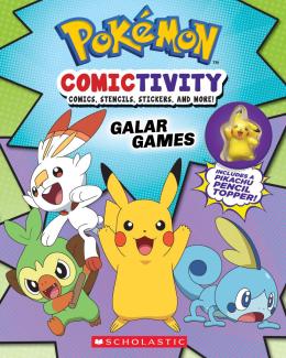 Pokémon Comictivity: Galar Games