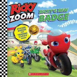 Ricky's New Badge (Ricky Zoom)