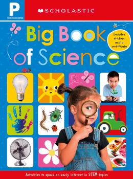 Big Book of Science Workbook: Scholastic Early Learners (Workbook)