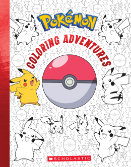 Pokémon Coloring Adventures