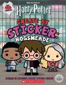 Harry Potter: Create by Sticker: Hogsmeade
