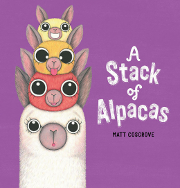 A Stack of Alpacas