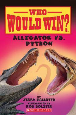 Alligator vs. Python (Who Would Win?)