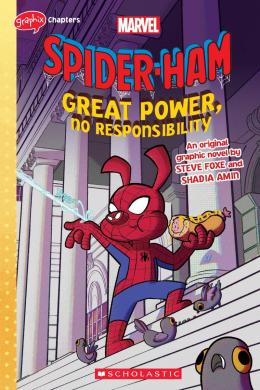 Great Power, No Responsibility (Spider-Ham Graphic Novel)