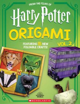 Harry Potter Origami Volume 2 (Harry Potter) (Media tie-in)