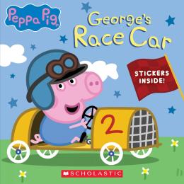 George's Race Car (Peppa Pig) (Media tie-in)
