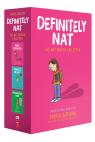 Definitely Nat: The Nat Enough Collection (Nat Enough #1-3 Box Set)