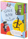 Stick Man and Other Stories Gift Set