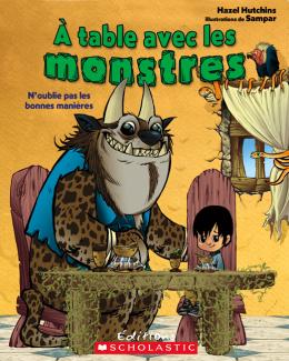 À table avec les monstres