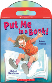 Tell Me A Story: Put Me in a Book!