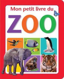Mon petit livre du zoo