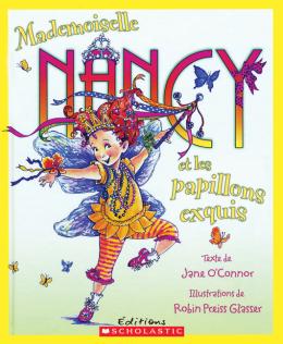 Mademoiselle Nancy et les papillons exquis