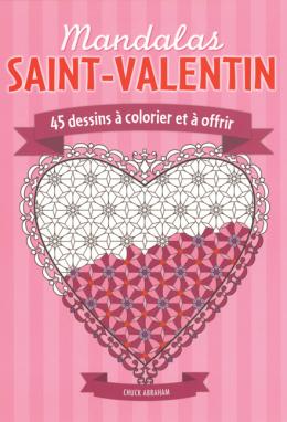 Mandalas : Saint-Valentin