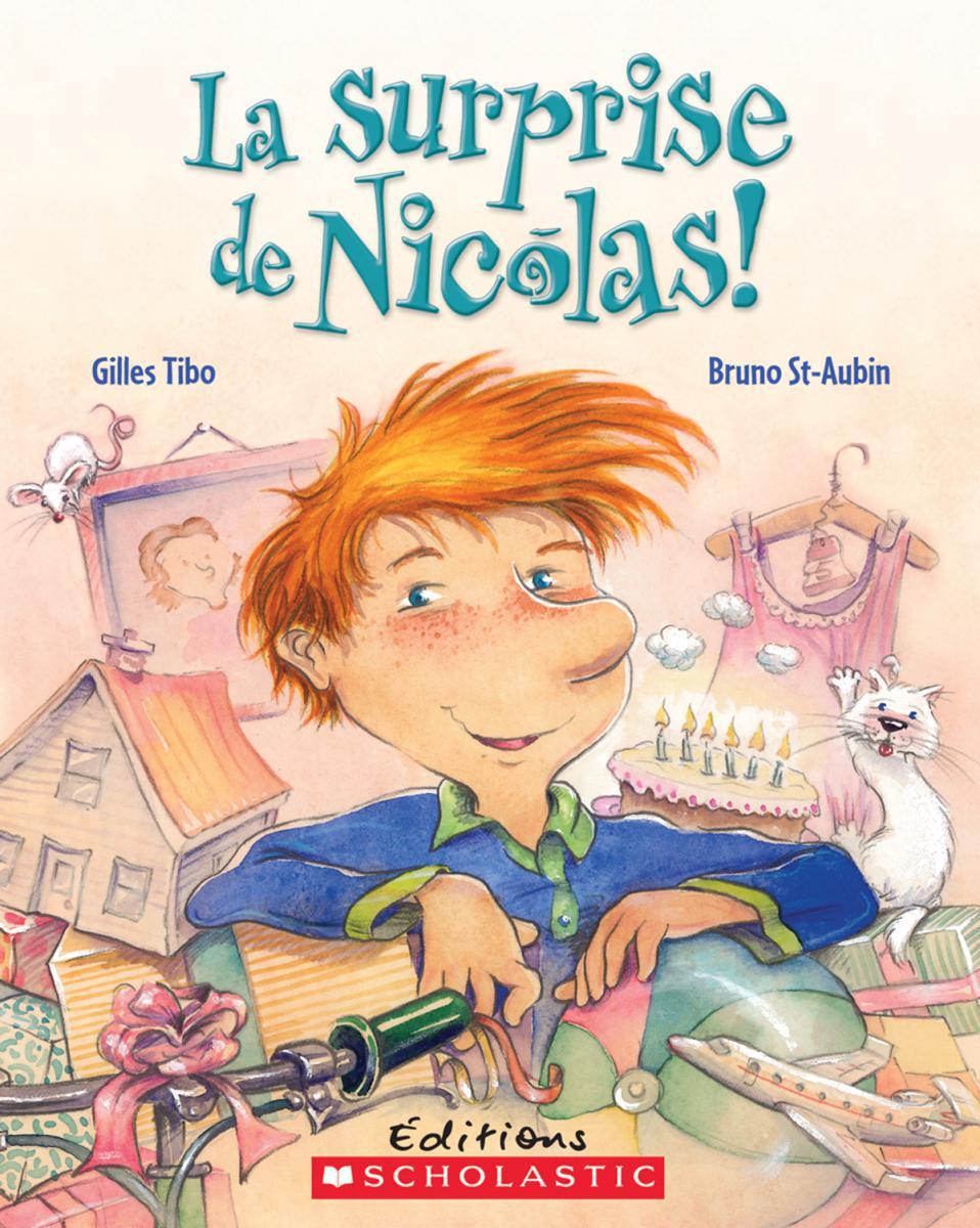 La surprise de Nicolas