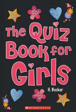 The Quiz Book for Girls