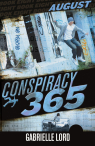 Conspiracy 365: August