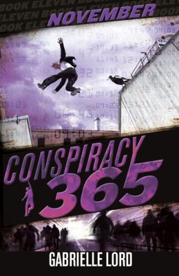 Conspiracy 365: November