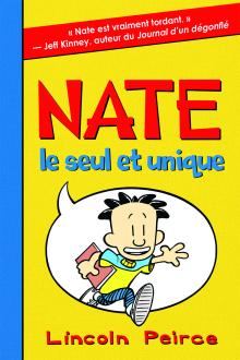 Nate : N° 1 - Nate le seul et unique