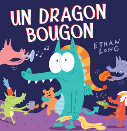 Un dragon bougon