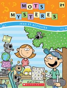 Mots mystères n° 21