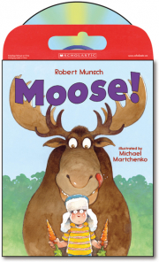 Tell Me a Story: Moose