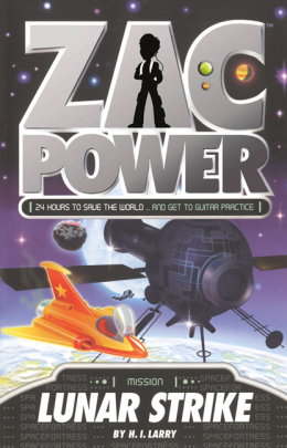 Zac Power: Lunar Strike