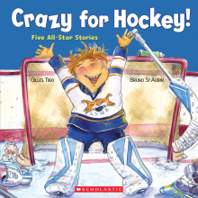 Crazy for Hockey!