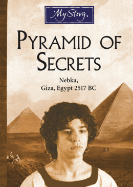 My Story: Pyramid of Secrets