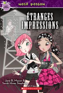 Noir poison : N° 4 - Étranges impressions