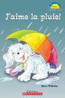 J'aime la pluie!