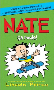 Nate : N° 3 - Ça roule!