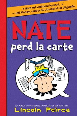 Nate : N° 5 - Nate perd la carte